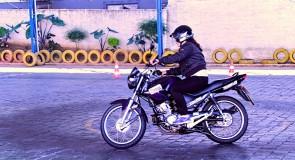 O trânsito, os acidentes e as motocicletas