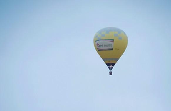 Balonismo: Voar ao sabor do vento!