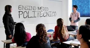 Ensino Médio Politécnico formará primeiras turmas no final de 2014