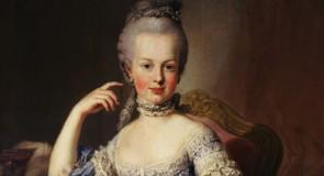 Maria Antonieta: reine et victime de la mode