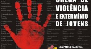 Pelo fim da violência contra a juventude