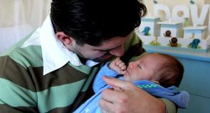 """Ser pai é indescritível"""