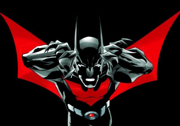 Batman do Futuro: Essa série animada teve 52 episódios e um filme, produzida pela DC Comics, em parceria com a Warner Bros.