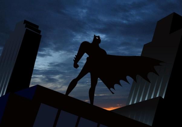 Batman: A série animada: A primeira série a se passar no universo animado da DC.
