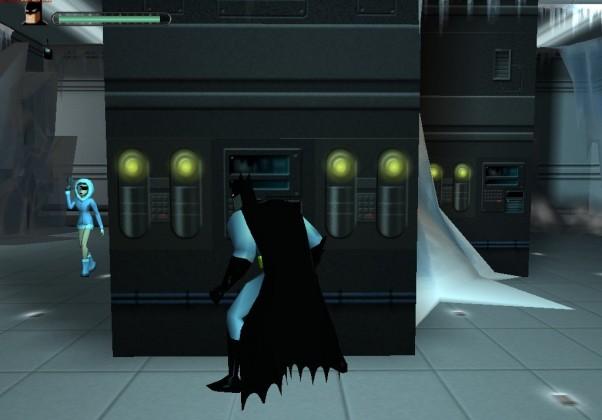 Batman Vengeance: O game foi lançado para todos os principais consoles da sexta geração, em 2001. Vengeance é um elo entre as séries animadas Batman: The Animated Series e The New Batman Adventures.