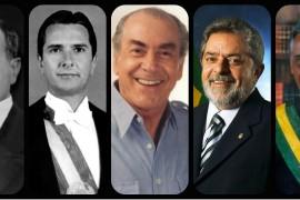 Figuras importantes da política brasileira (parte I)