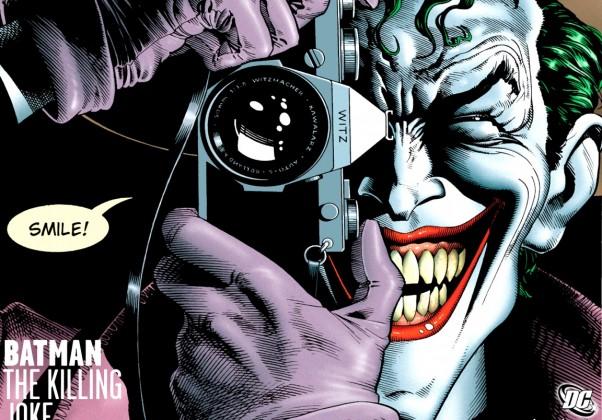 A Piada Mortal: Muitos críticos consideram A Piada Mortal como uma das melhores histórias do Batman.