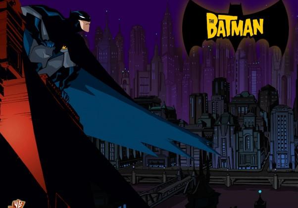 The Batman: O principal objetivo da animação era agradar crianças que estão sendo introduzidas ao herói e, ao mesmo tempo, fãs assíduos. A história de origem continua intacta, e Batman está no início de suas atividades.