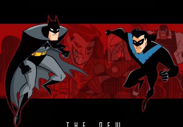 As novas aventuras de Batman: Continuação de Batman: A Série Animada.