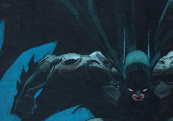 """Batman: O Longo dia das Bruxas: """"Eu acredito em Harvey Dent"""". O Longo dia das Bruxas envolve alianças para combater o crime e assassinatos em série."""