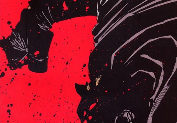 O Cavaleiro das Trevas: De 1986, O Cavaleiro das Trevas foi uma das HQ's que colaborou com a transformação do universo dos quadrinhos para um formato mais maduro.