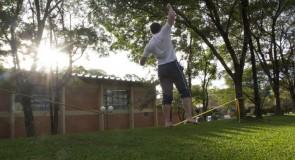 Slackline: a corda bamba