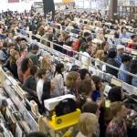Record Store Day em Toronto, Canadá. Foto: Corbin Smith/Torontoist