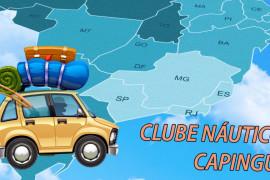 Arruma a Mala, aê: Clube Náutico Capinguí