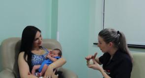 O amor materno através da amamentação