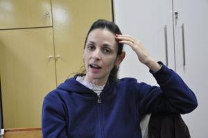 Karla Casanova atuou junto ao Bailado Gaúcho por mais de 20 anos. Foto: Marcell Marchioro