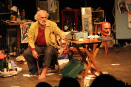 A conturbada vida de Charles Bukowski