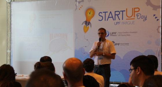 Criatividade, dinâmica e interatividade no Startup Day