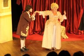 A Comédia Dell'Arte do século XVII na Passo Fundo do século XXI