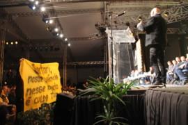 Protestos ao governo Sartori