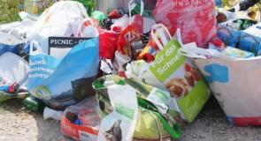 Destino dos resíduos sólidos em Passo Fundo