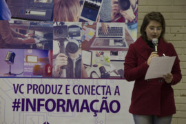 Making Of: três dias de jornalismo, política e redes sociais na Faculdade de Artes e Comunicação